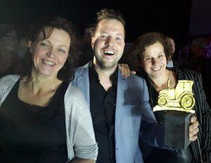 Team Agro NL reikt Gouden Trekker Award uit