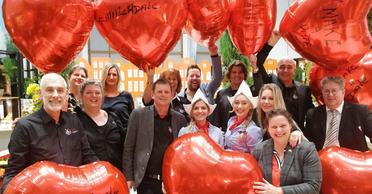 Valentijnsactie Team Agro NL | Grune Woche